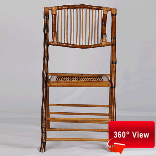 ZS-7100 BAMBOO FOLDING CHAIR