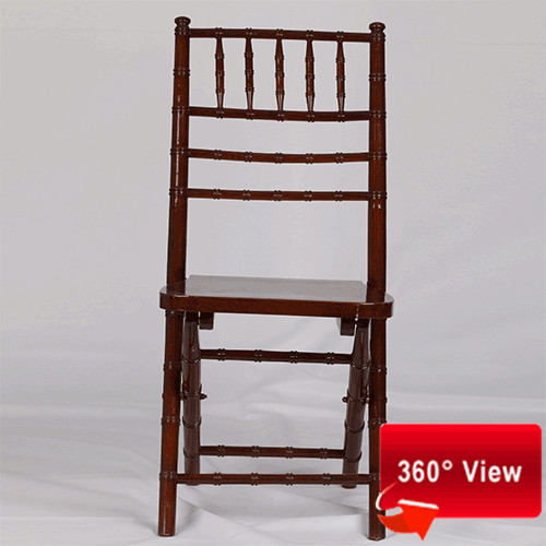 ZS-8046F FOLDING CHIAVARI CHAIR