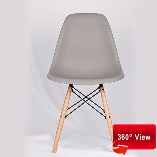 ZS-9105 GREY EAMES CHAIR